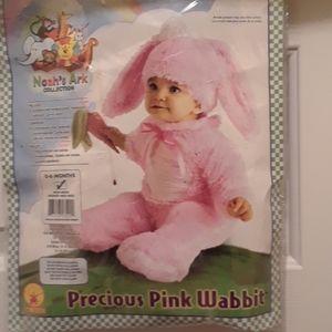 Precious Pink Wabbit Costume